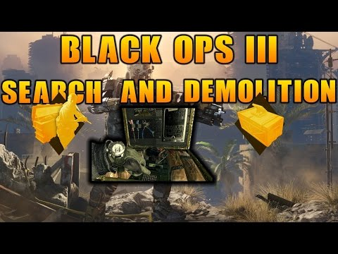 Black Ops 3 Search and Demolition With catrachiniusa