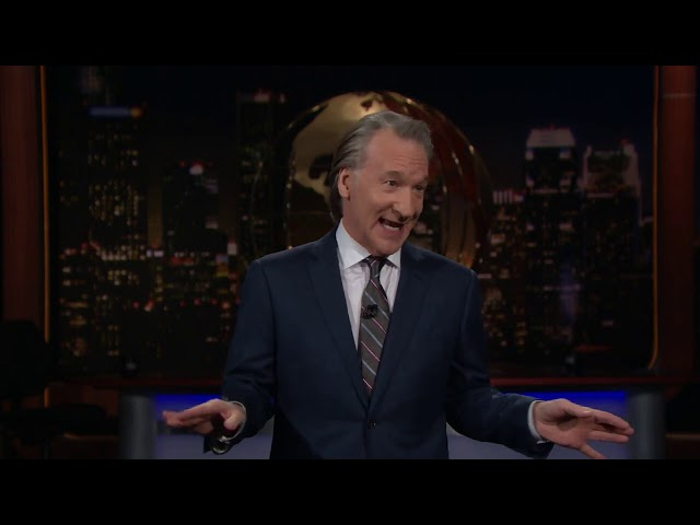 Monologue: Welcome to My World   Real Time with Bill Maher (HBO)