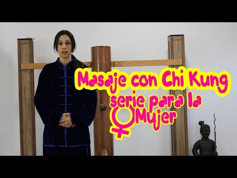 Automasaje con Chi Kung (Serie Para la Mujer)