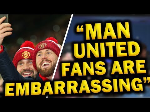 United Fans Wanting Liverpool to lose are EMBARRASSING!