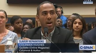 """Anti-Reparations """"expert"""" is a soundcloud rapper with ignorant songs"""