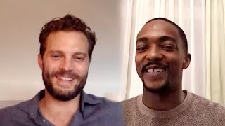 Anthony Mackie Explains Why Being on Set of The Falcon and the Winter Soldier Is TOUGH (Exclusi…