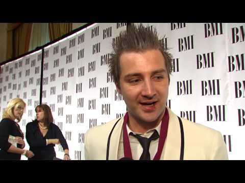 John Vesely of Secondhand Serenade Interview - The 2010 BMI Pop Awards