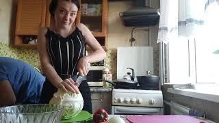 VLOG. Жизнь за кадром//Света помагает готовить. 09.08.20