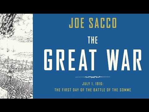 The Great War - Joe Sacco