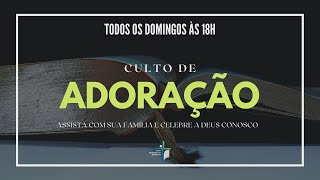 CULTO DE CELEBRAÇÃO (LIVE)
