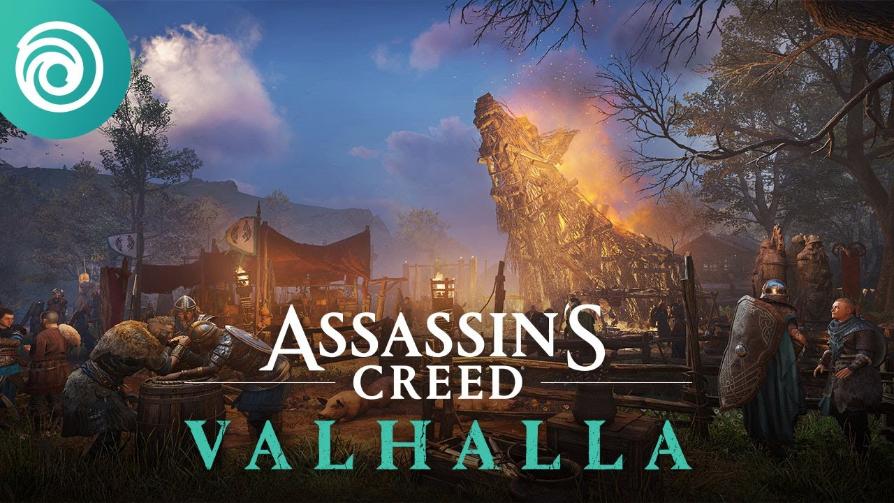 Darmowa aktualizacja święto Sigrblot - Assassin's Creed Valhalla