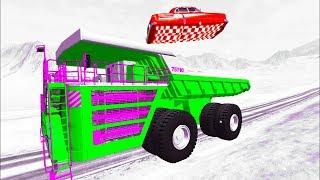 Мультики про #машинки - Белаз и летающие машины| Сериал для мальчиков - Новые #Мультфильмы 2018 года