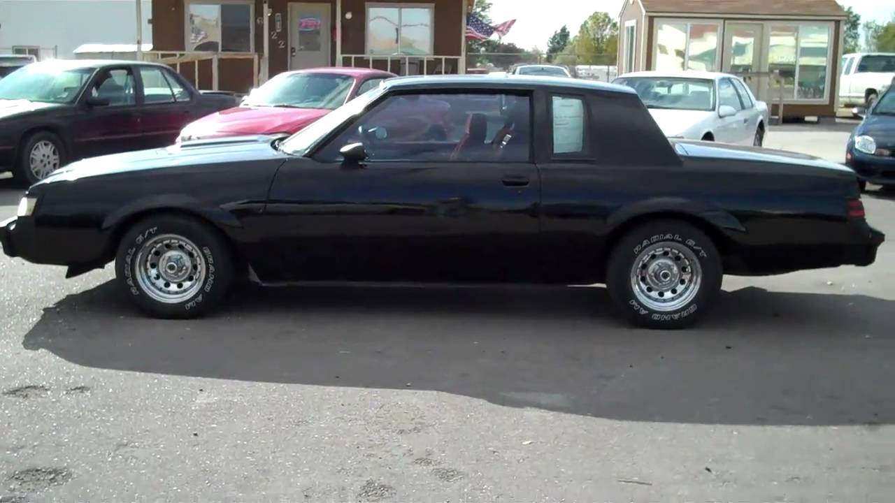 Buick Regal T Type >> 1984 Buick Regal T-Type Turbo you wont find on Autotrader ...