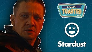 AVENGERS ENDGAME STARDUST APP REACTIONS MASHUP - Double Toasted Reviews