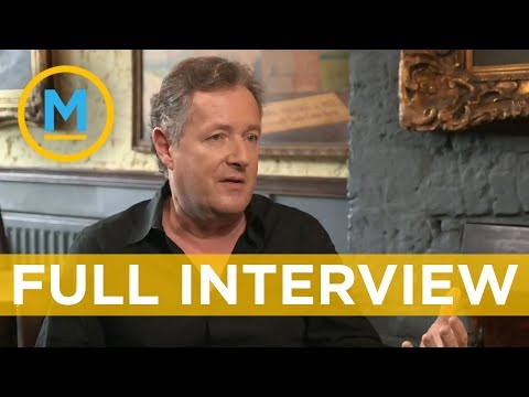 Web exclusive: Piers Morgan talks Meghan, Harry and the whole Royal Family