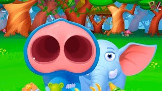 Download Помощь и забота об животных из джунглей. Развивающее и смешное видео. Мультяшная игра. Mp3 and Videos