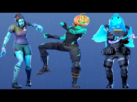 Fortnite All Dances Season 1-11 Updated To Pump It Up