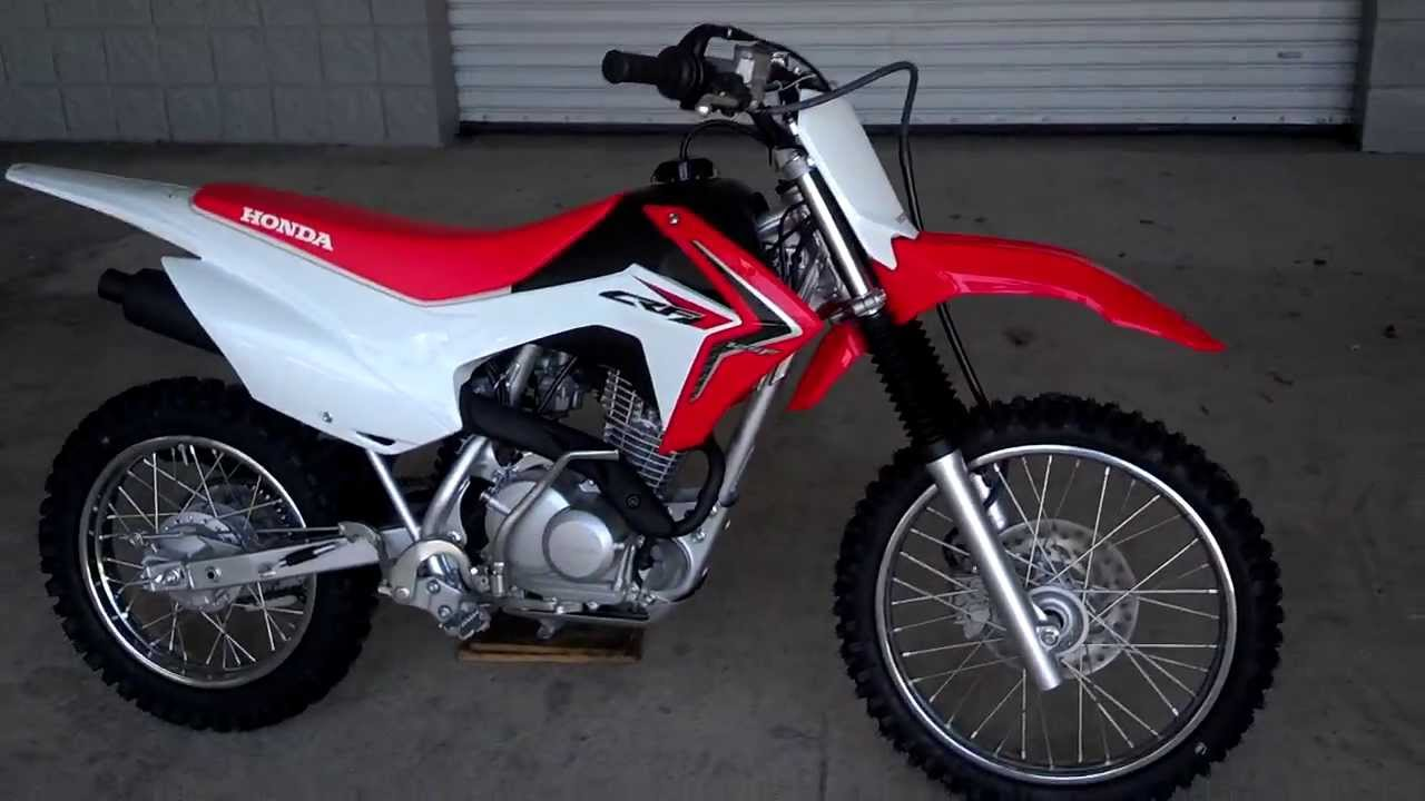 2014 crf125f sale honda of chattanooga crf dirt bike. Black Bedroom Furniture Sets. Home Design Ideas