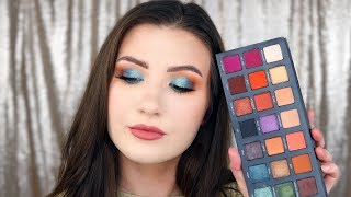 Urban Decay Born To Run Collection | Eyeshadow Palette Tutorial