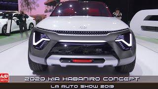 2020 KIA Habaniro Concept - Exterior Walkaround - LA Auto Show 2019
