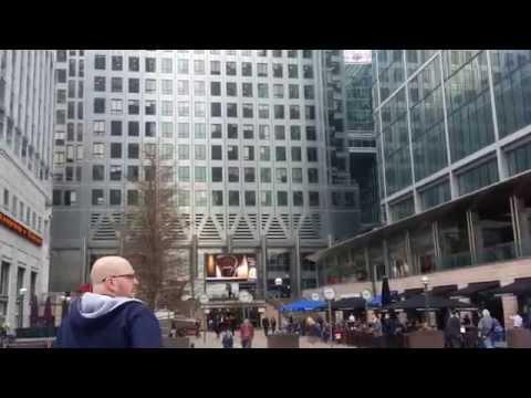 Vid #8 Canary Wharf - Canada Square, London