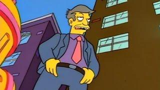 I Simpson ITA - Skinner versione Terminator -