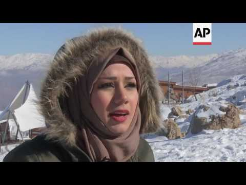 Korek mountains provide respite from conflict