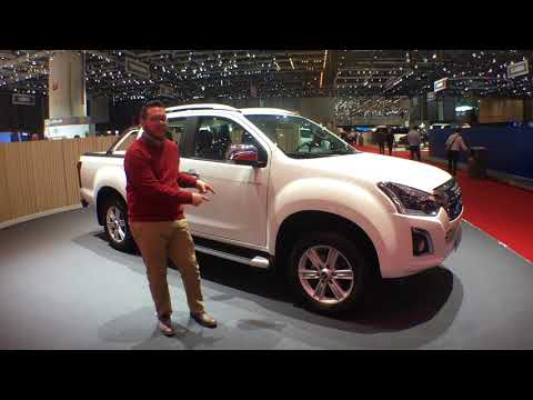 We're never getting these vehicles in the U.S. | 2018 Geneva Motor Show