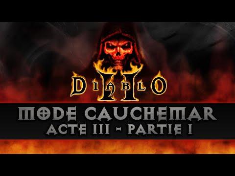 Vidéo d'Alderiate : [FR] ALDERIATE - DIABLO II LOD - 1.14D - CAUCHEMAR - PALADIN - ACTE III PARTIE I