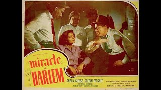 Miracle In Harlem (1948) | Sheila Guyse Stepin Fetchit All-Black Cast