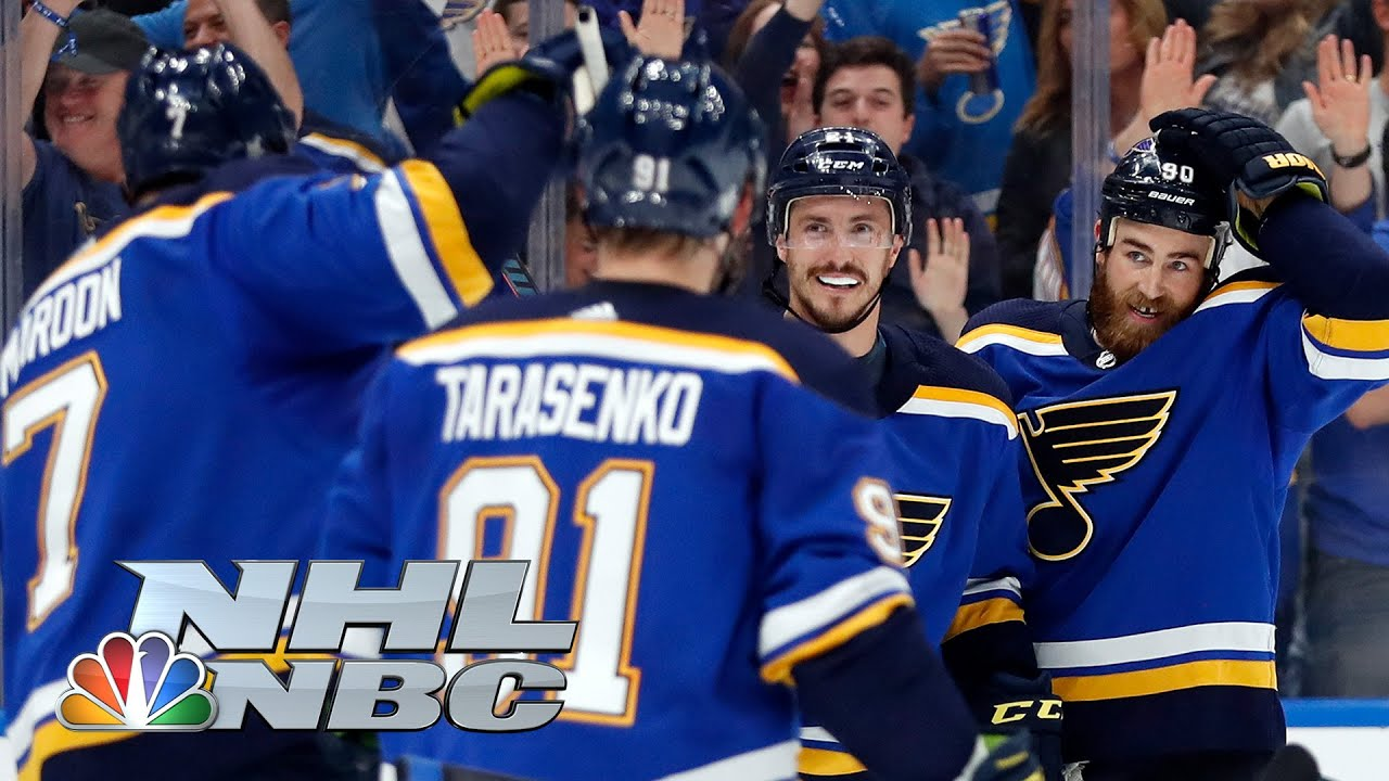 Stanley Cup Playoffs Daily: Blues get even with the Sharks