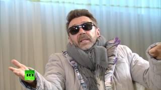 Сергей Шнуров: «Зенит-Арена» — это верхушка «Звезды Смерти»