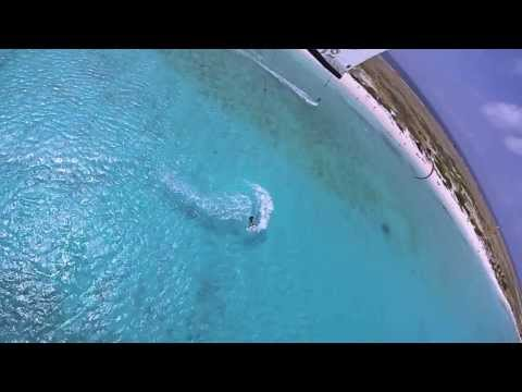 Kiteboarding Klein Curaçao