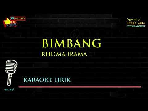 Bimbang - Karaoke Lirik [Rhoma Irama]