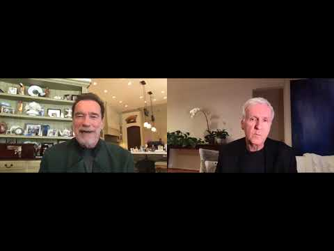 2020 Austrian World Summit: One on One with Director James Cameron