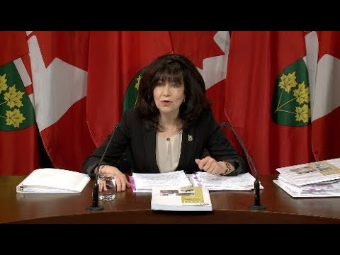 Ontario's auditor general highlights litany of problems in annual report