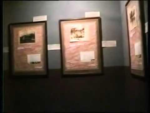 Ilya Kabakov: Corridor. My mother's Life II at KAOS exhibition 1993