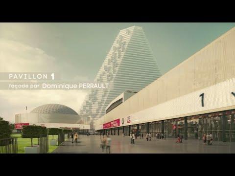 L exposition universelle permanente modernisation du - Parc exposition porte de versailles ...