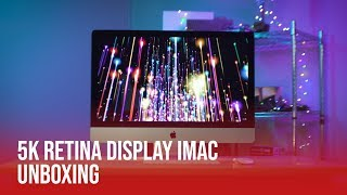 27‑inch iMac with Retina 5K display | Unboxing
