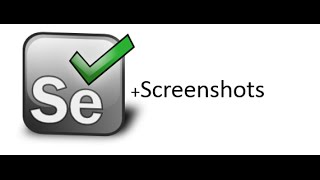 How to Capture Screenshot in Selenium Webdriver
