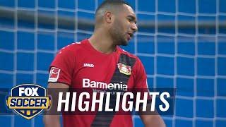 Video Gol Pertandingan Bayer Leverkusen vs Hertha Berlin