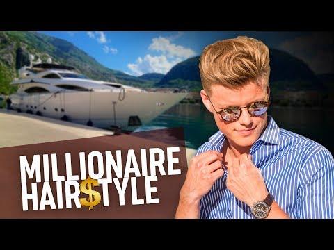 Millionaire Hairstyle For Summer 2018   Mens Hair   SlikhaarTV