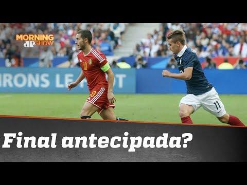 Final Antecipada? França E Bélgica Duelam Por Vaga Na Final Da Copa Do Mundo