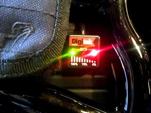 digitek moto technics power gauge battery level and charging indicator youtube. Black Bedroom Furniture Sets. Home Design Ideas