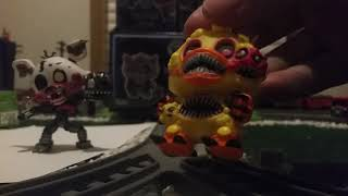 More FNAF Twisted Ones + Sister Location Funko Mystery Minis!! ( BIRTHDAY SPECIAL )