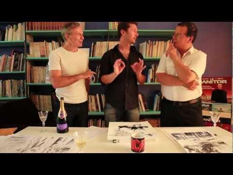 Bêtisier Avec François Boucq Et Mohamed Aouamri (2012)