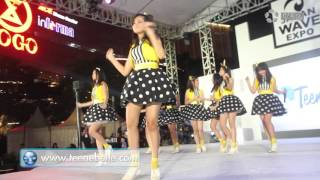 Teenebelle - Doraemon [COVER] LIVE at Japan Wave Expo 2016