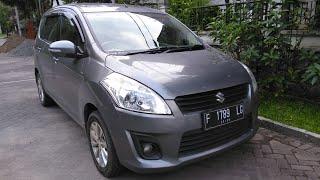 Suzuki Ertiga GX A/T (2014) Start Up & Review Indonesia