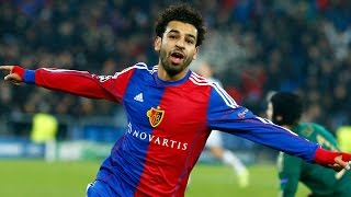 Mohamed Salah 2nd Goal With Basel vs Locarno (Swiss Cup 2012-2013)