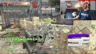 BACK TO THIRD PERSON! (MW2 PC)