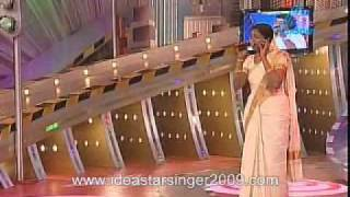 Idea Star Singer Season 4 July 7th Preethi Warrier Malayalam Song Round