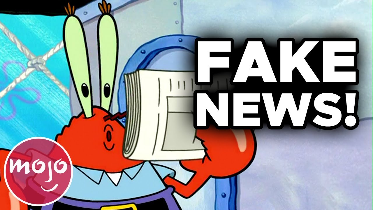 Download Top 10 Times SpongeBob SquarePants Tackled Serious Issues