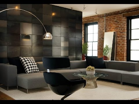 Дизайн квартира для холостяка
