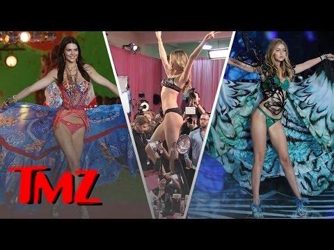 Victoria's Secret? What Models Crave. | TMZ
